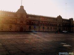 El Palacio Nacional ya es propiedad de México, oficialmente - Chilanga Banda #Mexico