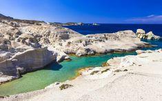 Les 10 plus belles îles Grecques - Milos