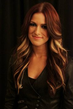 Cassadee Pope. An amazing singer and someone I look up to. :)