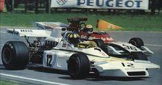 Wilson Fittipaldi - Brabham BT37 - Ford