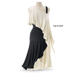 Asymmetric Skirt - New Age, Spiritual Gifts, Yoga, Wicca, Gothic, Reiki, Celtic, Crystal, Tarot at Pyramid Collection