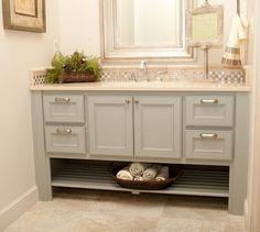 Bathroom Cabinetry Bathroom Cabinetry #BathroomCabinetry tile for backsplash