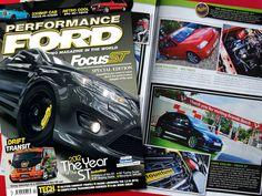 Performance Ford Magazine : Magazines | Drive Away 2Day  http://blog.driveaway2day.com/2012/10/performance-ford-magazine-magazines.html