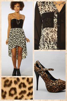 lovin the leopard print