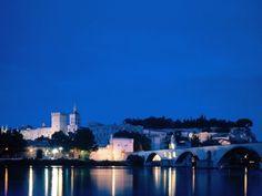 Avignon, one of my favorite cities!