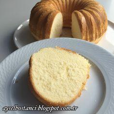 Malzemeler: 4 tane yumurta 1 su bardağı toz şeker 1 paket krema 1 paket v... Donut Recipes, Cake Recipes, Golden Syrup Pudding, Popular Recipes, No Bake Cake, Vanilla Cake, Chocolate Cake, Baked Goods, Cheesecake