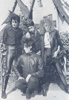 The Cramps, circa 1981-82