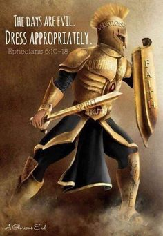 Put on the Armor of God | 13 October 2019 | LDS Daily