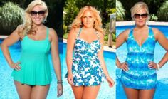 Купальники больших размеров – как выбрать полным женщинам. Какие нюансы следует учитывать при выборе большого купальника – советы.