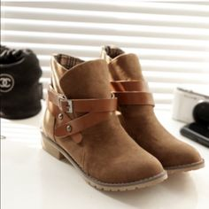 Cute Ankle Boots Brand new Shoes Ankle Boots & Booties