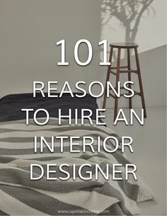 101 Reasons to Hire an Interior Designer — Capella Kincheloe - There are so many of them!) Reasons to hire an interior designer or decorator. Interior Design Quotes, Interior Design Layout, Interior Design Business, Interior Design Services, Interior Design Inspiration, Layout Design, Interior Decorating, Interior Paint, Design Ideas