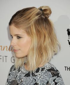 This Most Desirable Part Short Hairstyles for Women with Long Hair