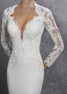 Beautiful lines that are utmost in femininity Wedding Lingerie, Bridal Wedding Dresses, Dream Wedding Dresses, Wedding Photography Styles, Wedding Styles, Bridesmaid Duties, Contemporary Dresses, Dream Dress, Bridal Collection