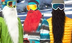 Groupon - Beardski Ski Mask  in [missing {{location}} value]. Groupon deal price: $34.99