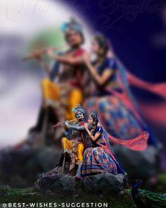 Trending Janmashtami Images, photos and Wallpaper Radha Krishna Holi, Radha Krishna Quotes, Baby Krishna, Lord Krishna Images, Radha Krishna Pictures, Krishna Photos, Shree Krishna, Krishna Art, Krishna Drawing