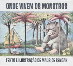 """Onde vivem os monstros"", Maurice Sendak"