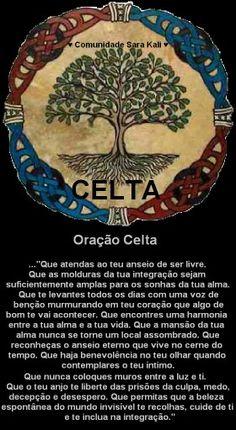 Oracao celta