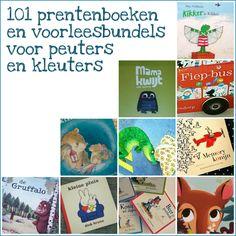 101 prentenboekenen voorleesbundels voor peuters  #leukmetkids #kinderboekenweek #voorlezen #kinderboeken #kinderboeken