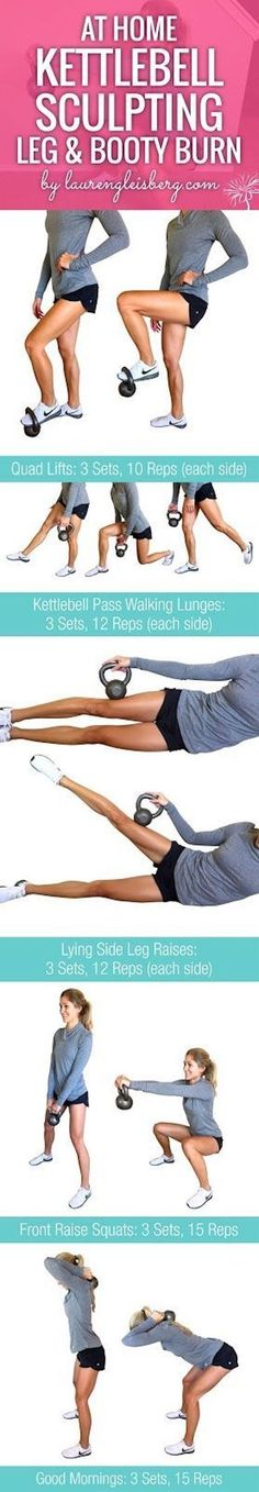 10 At-Home Workouts To Have Beautiful Toned Legs