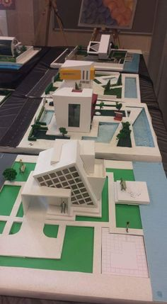Model, Architecture Department / University of Sulaimani 1st year