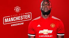 Manchester United confirm Lukaku signing - Official Manchester United Website
