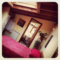my sleeping corner..