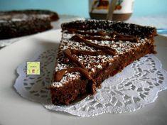Ricetta facile della torta alla nutella con 2 ingredienti soltanto, una torta alla portata di tutti e cioccolatosissima!