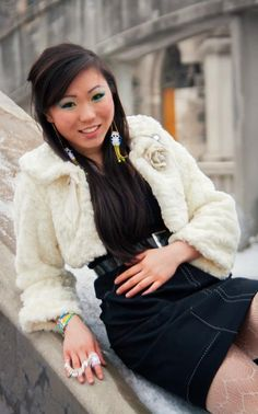 Giovanna Ngai - Simply Giovanna: Behind the Scenes Her Campus, Make Time, Thinking Of You, Behind The Scenes, Interview, Sleep, Jewellery, Amazing, Check