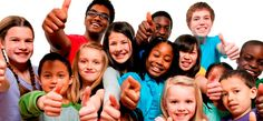 Con esta imagen puedo trabajar con los niños la diversidad y la integración de los niños sin importar la etnia que tengan.