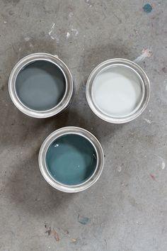 Farrow & Ball - Inchyra Blue new paint colour