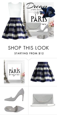 """""""Untitled #136"""" by jovana-p-com ❤ liked on Polyvore featuring Love Quotes Scarves, Chicwish, Jean-Michel Cazabat, M&Co, A.L.C., women's clothing, women, female, woman and misses"""