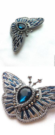 Martha Foss's Pinterest #брошьлимон Image created at 510173464018530265 - Бабочки и др.