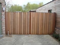 houten poort - Google zoeken
