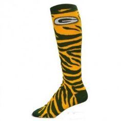 Packer Socks ! Love Them ! Must HAVE