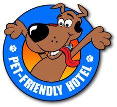 pet-friendly hotel logo