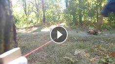MrGear shows us how to make a trip wire alarm! Watch the video