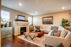 Come on in and stay a WHILE and tell us if this fits your STYLE?! #newhomes #design #lennar