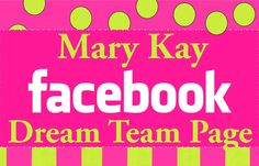 What is Pink Dream Team? A place where Mary Kay Consultants/Directors, from any area or unit can share ideas. I also created this group because it's an easy place to upload files that correspond with the videos on my channel: www.youtube.com/marykaymayra.