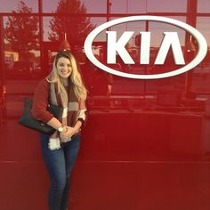 Thanks to Amanda for making the short drive to Lawrence Kia to purchase a 2015 Chrysler 200 from Nick!Thanks Amanda!
