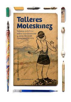 moleskinez Nuevo Taller Moleskinez días 10 y 11 de mayo