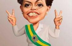 Rousseff Presidenta do Brasil