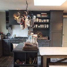 1000 images about keuken on pinterest interieur met and american fridge freezers - Woonkeuken american ...
