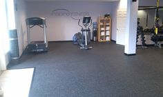 Inspire Fitness we did flooring and strength. Wendi & Brians first venture and its a tremendous success.  Great job!