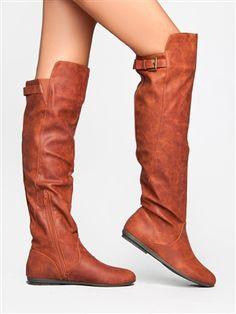 Delura MYSTERE Sleek Over The Knee Riding Boot -