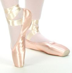 Gaynor Minden pointe shoes. With old-fashioned pointe shoes over the course of their short life you'd have to adjust your foot energy and movement to account for the weaken structure. You don't have to do that with Gaynor Mindens - their strength and integrity do not change so neither does yours!  Well worth the investment.