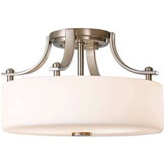 """Feiss Sunset Drive 13"""" Wide Ceiling Light Fixture - #M7751   Lamps Plus"""