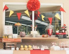 Sock Monkey Birthday Party {Guest Feature} - Celebrations at Home