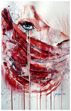 Curtain by =jane-beata on deviantART. I absolutely love this piece.