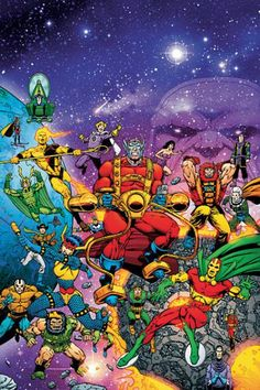 New Gods screenshots, images and pictures - Comic Vine