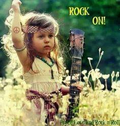 ☮ American Hippie Bohéme Boho Style ☮ Little Hippie